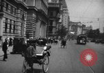Image of Shanghai 1920s busy city street scenes Shanghai China, 1928, second 2 stock footage video 65675066301