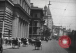 Image of Shanghai 1920s busy city street scenes Shanghai China, 1928, second 9 stock footage video 65675066301