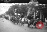 Image of procession Shanghai China, 1928, second 1 stock footage video 65675066305
