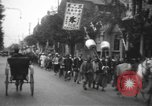 Image of procession Shanghai China, 1928, second 6 stock footage video 65675066305