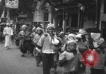 Image of procession Shanghai China, 1928, second 9 stock footage video 65675066305