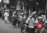 Image of procession Shanghai China, 1928, second 10 stock footage video 65675066305