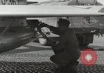Image of F-86 Sabre Suwon Korea, 1953, second 3 stock footage video 65675066306