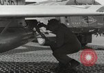 Image of F-86 Sabre Suwon Korea, 1953, second 5 stock footage video 65675066306