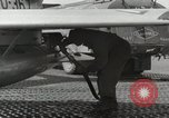 Image of F-86 Sabre Suwon Korea, 1953, second 6 stock footage video 65675066306