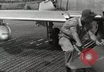 Image of F-86 Sabre Suwon Korea, 1953, second 7 stock footage video 65675066308