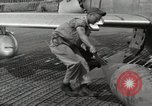 Image of F-86 Sabre Suwon Korea, 1953, second 8 stock footage video 65675066308