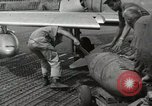 Image of F-86 Sabre Suwon Korea, 1953, second 9 stock footage video 65675066308