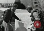 Image of F-86 Sabre Suwon Korea, 1953, second 7 stock footage video 65675066309