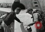 Image of F-86 Sabre Suwon Korea, 1953, second 9 stock footage video 65675066309
