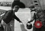Image of F-86 Sabre Suwon Korea, 1953, second 10 stock footage video 65675066309