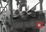 Image of 1000-pound bombs Suwon Korea, 1953, second 6 stock footage video 65675066310