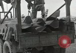 Image of 1000-pound bombs Suwon Korea, 1953, second 8 stock footage video 65675066310