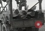 Image of 1000-pound bombs Suwon Korea, 1953, second 9 stock footage video 65675066310