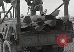 Image of 1000-pound bombs Suwon Korea, 1953, second 10 stock footage video 65675066310