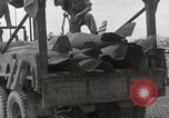 Image of 1000-pound bombs Suwon Korea, 1953, second 11 stock footage video 65675066310