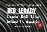 Image of Red Legacy Austria, 1956, second 3 stock footage video 65675066313