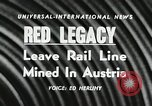 Image of Red Legacy Austria, 1956, second 5 stock footage video 65675066313