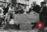 Image of American citizens San Bruno California USA, 1956, second 7 stock footage video 65675066314
