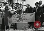 Image of American citizens San Bruno California USA, 1956, second 9 stock footage video 65675066314
