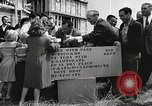 Image of American citizens San Bruno California USA, 1956, second 10 stock footage video 65675066314