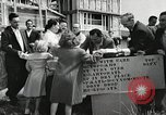 Image of American citizens San Bruno California USA, 1956, second 11 stock footage video 65675066314