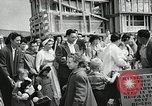 Image of American citizens San Bruno California USA, 1956, second 12 stock footage video 65675066314