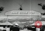 Image of helicopter school France, 1956, second 4 stock footage video 65675066315