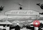 Image of helicopter school France, 1956, second 6 stock footage video 65675066315