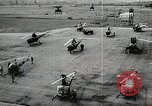 Image of helicopter school France, 1956, second 9 stock footage video 65675066315