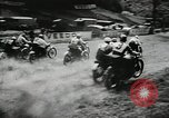 Image of motorcycle dirtbike race Tarn France, 1956, second 6 stock footage video 65675066318