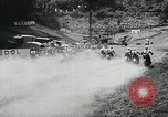 Image of motorcycle dirtbike race Tarn France, 1956, second 7 stock footage video 65675066318