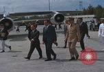 Image of Richard Nixon Midway Island, 1969, second 2 stock footage video 65675066321
