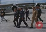 Image of Richard Nixon Midway Island, 1969, second 3 stock footage video 65675066321