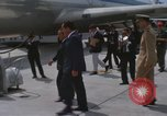 Image of Richard Nixon Midway Island, 1969, second 6 stock footage video 65675066321
