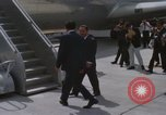 Image of Richard Nixon Midway Island, 1969, second 7 stock footage video 65675066321