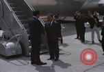 Image of Richard Nixon Midway Island, 1969, second 9 stock footage video 65675066321