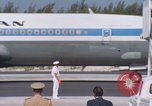 Image of Richard Nixon Midway Island, 1969, second 6 stock footage video 65675066324