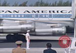 Image of Richard Nixon Midway Island, 1969, second 8 stock footage video 65675066324