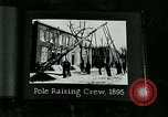 Image of telephone facility construction United States USA, 1926, second 11 stock footage video 65675066326