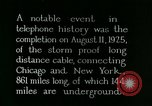 Image of New York-Chicago telephone line United States USA, 1926, second 5 stock footage video 65675066333