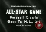 Image of 1962 All-star Baseball Game Washington DC USA, 1962, second 1 stock footage video 65675066346
