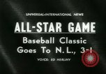 Image of 1962 All-star Baseball Game Washington DC USA, 1962, second 2 stock footage video 65675066346