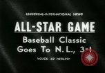 Image of 1962 All-star Baseball Game Washington DC USA, 1962, second 4 stock footage video 65675066346