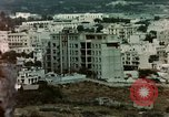 Image of buildings Tunis Tunisia, 1943, second 3 stock footage video 65675066350