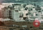 Image of buildings Tunis Tunisia, 1943, second 5 stock footage video 65675066350