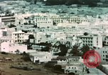 Image of buildings Tunis Tunisia, 1943, second 9 stock footage video 65675066350