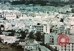 Image of buildings Tunis Tunisia, 1943, second 10 stock footage video 65675066350