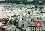Image of buildings Tunis Tunisia, 1943, second 11 stock footage video 65675066350