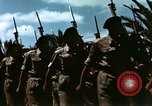 Image of Victory Day parade Tunis Tunisia, 1943, second 10 stock footage video 65675066352